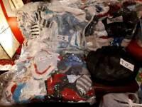 Huge bundle of boy's clothes. 0-5years. Feltham