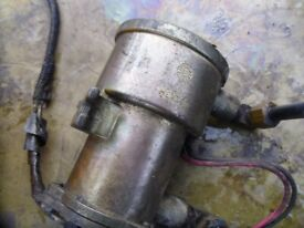 boat parts Mexico 12v diesel pump