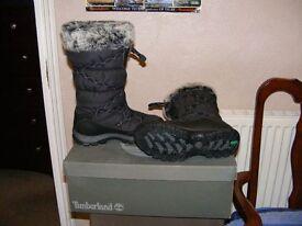 Timberland Chillberg Snowboots Size 6UK Never worn.