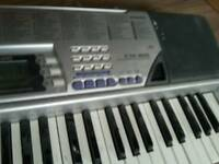 Casio ctk496 electric piano