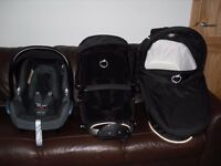 iCandy Apple Travel System and Accessories.