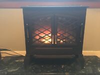 Large electric stove heater