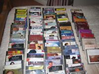 Collection of CDs