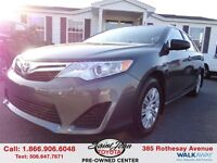 2012 Toyota Camry LE ONLY $135.33 BI WEEKLY!!!!