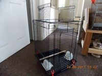 budgie cage vgc