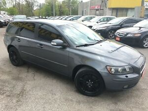 2007 Volvo V50 AUTO/LOADED/ALLOYS/CLEAN CAR PROOF