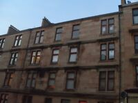 TOP FLOOR DOUBLE BEDROOM FLAT IN GOVANHILL , (LET AGREED)