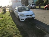 FORD FIESTA ST WITH NEW SUSPENSION AND EXHAUST (NEARLY A YEARS MOT)