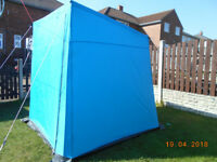 wynnster utility tent clean used condition