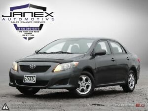 2010 Toyota Corolla CE ONLY 69KMS | EXTRA CLEAN |
