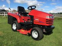 Immaculate big professional ride on mower sit on lawnmower lawn tractor toro garden mower
