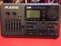 AlesisDM10 Drum module and Alesis DM5 Drum set with module