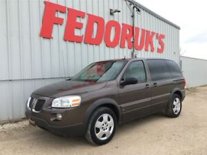 2008 Pontiac Montana SV6 SE 1 YR WARRANTY INCLUDED!!