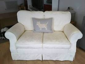 2 Laura Ashley sofas