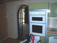 Built In Electrolux Double Oven