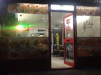 Fast Food A3 Licence Shop (Fried Chicken - Kebab - Grill)