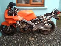 1994 Honda CBR 600 Breaking / Project