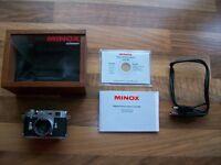 Minox Digital Classic Minature Camera Leica M3