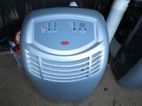 B & Q AIR CONDITIONER 9000 BTU/h WAP-267EB fan mobile portable humidifier cooler