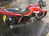 2014 KYMCO PULSAR 125 MOTORBIKE BARGAIN MAY SWAP