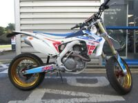 Honda CRF450R-G Full Power
