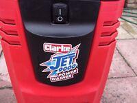 CLARKE JET 9000 PRESSURE WASHER