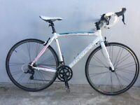 Ladies Bianchi road bike
