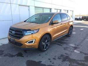 2015 Ford Edge Sport 2.7 Ecoboost V6 Absolutely Loaded!!