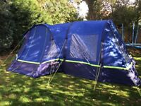 Berghaus Air 4 with Porch extension