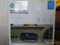 HP Smart Tank Plus 655 Colour Printer BRAND NEW WITH FREE INK