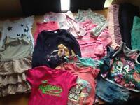 Girls clothes bundle, age 4