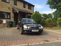 Mercedes E280 V6 SWAP/PX Auto, Diesel, Mercedes History