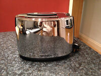 Morphy Richards 2 slice Toaster - Shiny stainless steel - Didsbury area