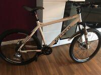 Carrera kraken mountain bike