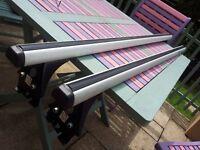 SAAB Roof Bars with Locks