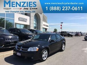 2014 Dodge Avenger SXT, Sirius XM, Heated Front Seats, Clean Car