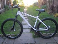 MENS CARRERA VENGEANCE XC LTD MOUNTAIN BIKE