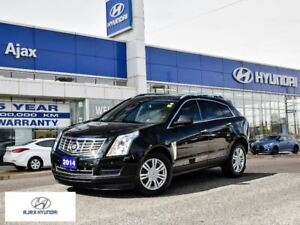 2014 Cadillac SRX Luxury|AWD|Panoramic Sunroof|Heated Front Seat