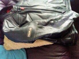 Nankai Leather Jacket
