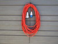 25m electric cable