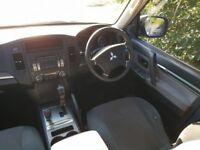 2007 Mitsubishi Shogun Equippe 3.2TD (7 seats)