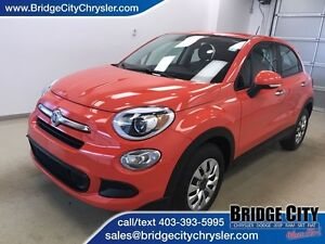 2016 Fiat 500X POP- Bluetooth, Touchscreen, SAT Radio!