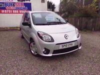 2010 RENAULT TWINGO 1.2 PETROL HATCHBACK SILVER *PX WELCOME* MOT TILL AUGUST 2018 £1800