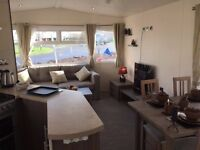 Caravan For Sale in Dumfries and Galloway - Scotlands Hidden Gem - Pitches With Views of The Solway