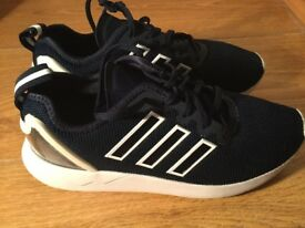 Adidas ZX Flux Trainers Size 5