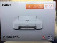 NEW, UNOPENED PRINTER - Canon Pixma iP2850