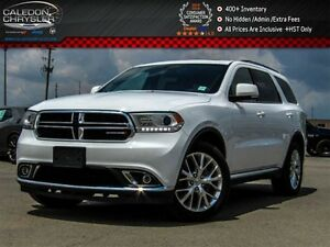 2016 Dodge Durango Limited|7 Seater|AWD|Navi|Sunroof|DVD|Backup