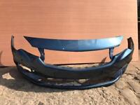 Vauxhall Astra K 2016 2017 2018 Genuine front bumper for sale