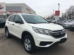 2016 Honda CR-V LX | AWD | REAR CAM | CLEAN CARPROOF | ECON |