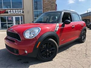 2014 MINI Cooper Countryman Cooper S AWD PANORAMIC ROOF LEATHER